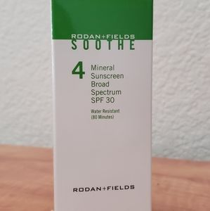 R+F Soothe Step 4 sunscreen